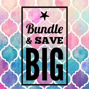 Bundle 2 items and save 10% this week only.